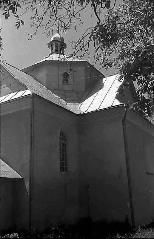 1988 р. Вигляд з північного сходу