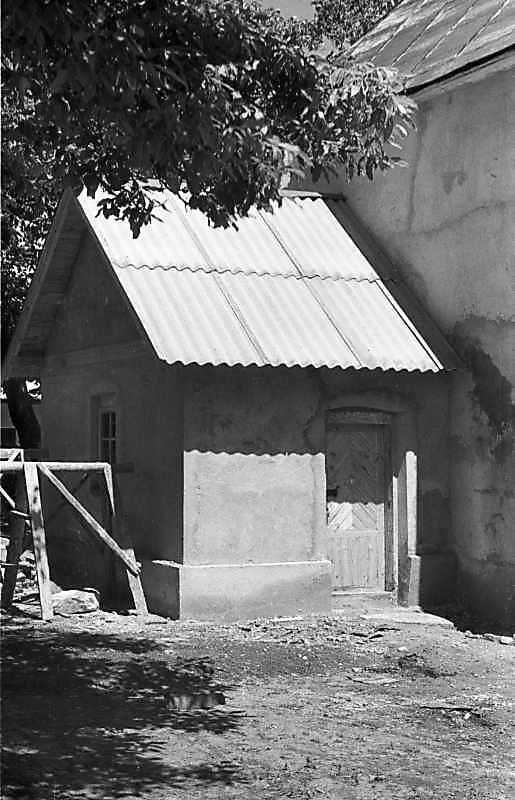 1988 р. Західна прибудова. Вигляд з…
