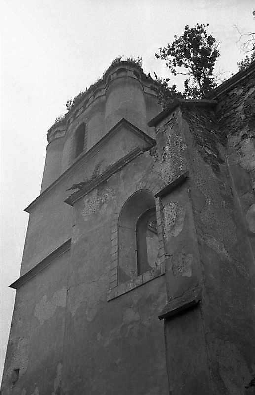 1988 р. Башта. Вигляд з позиції А2