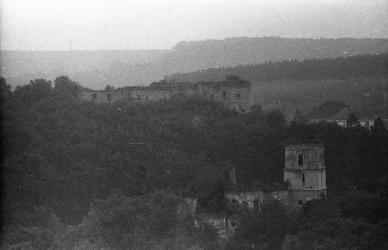Замок і костел