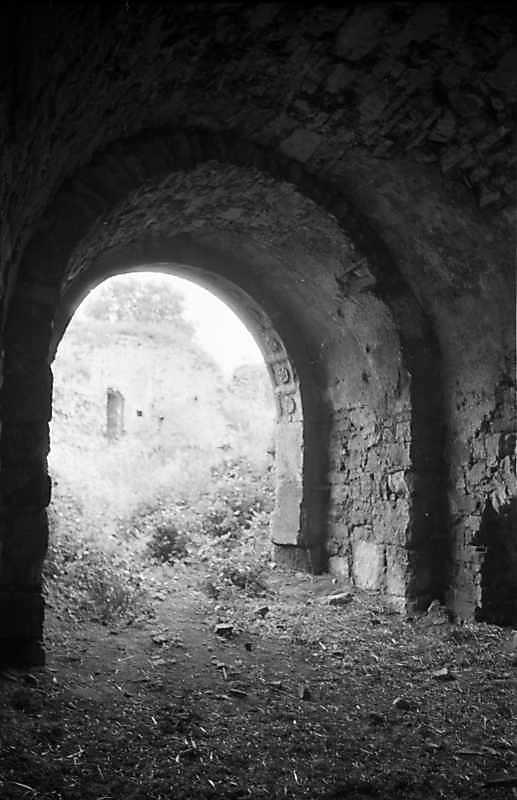 1988 р. Проїзд башти 7. Вигляд з…