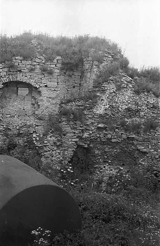 1988 р. Корпус при пряслі 9. Вигляд з півдня