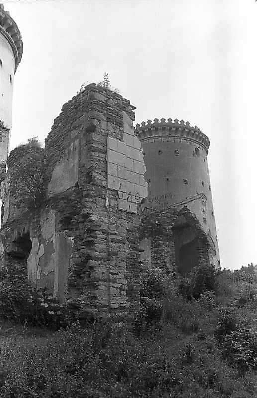 1988 р. Фрагмент південної стіни…