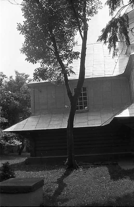 1988 р. Вівтар. Вигляд з позиції С4