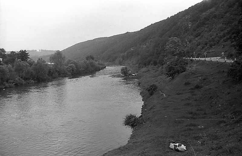 1988 р. Краєвид у селі