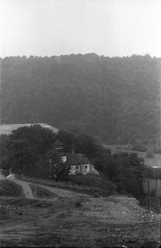 1988 р. Загальний вигляд з півночі