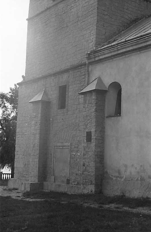 1988 р. Бабинець. Вигляд з південного сходу