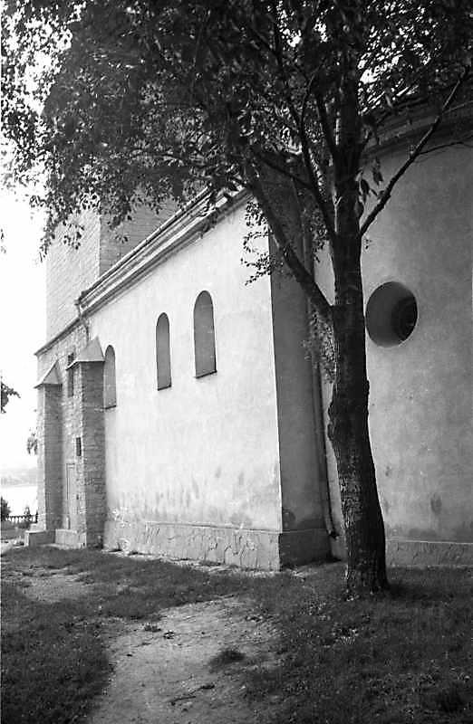 1988 р. Південний фасад. Вигляд зі сходу