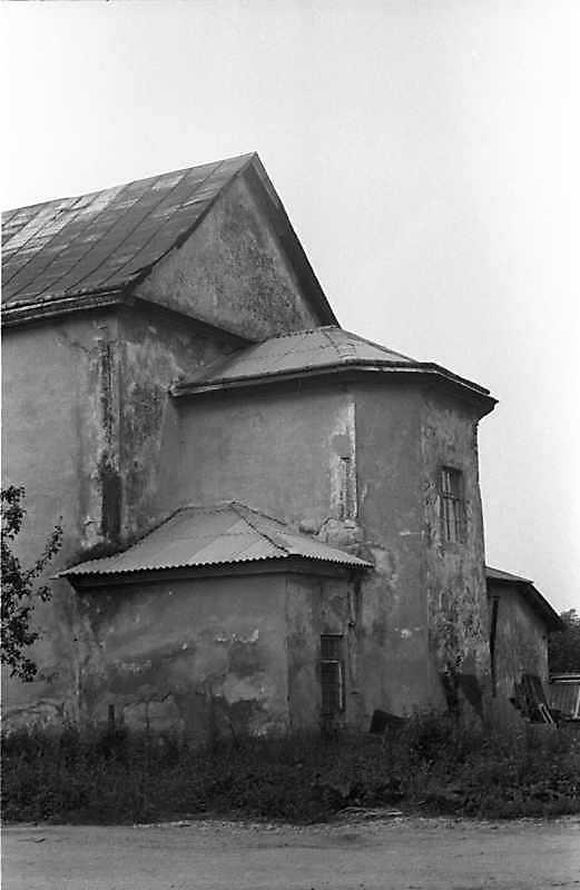1988 р. Вівтар. Вигляд з позиції А2
