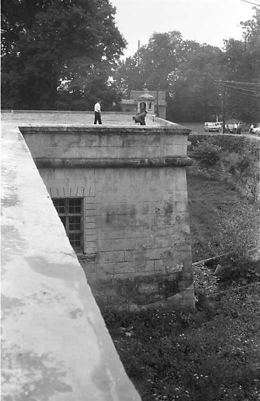 1988 р. Південно-східний бастіон. Вигляд із заходу