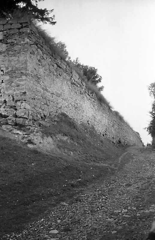 1988 р. Південний мур. Вигляд із заходу
