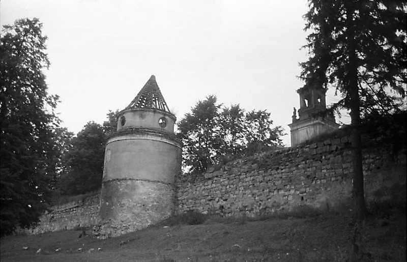 1988 р. Башта південного муру (9)
