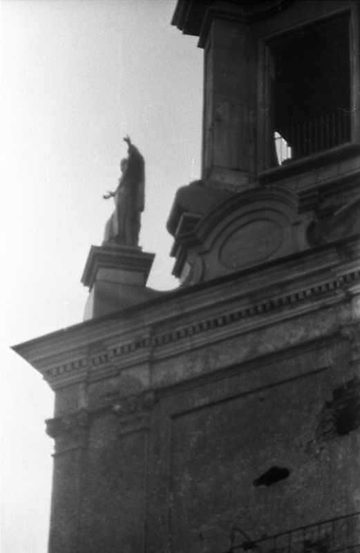 Верхній ярус башти