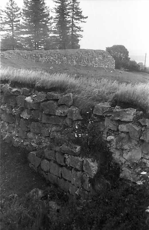 1988 р. Фрагмент бастіону