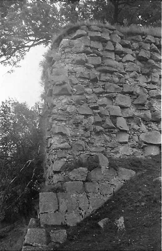 1988 р. Ріг північно-західного бастіону
