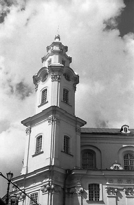 1988 р. Східна башта. Вигляд зі сходу