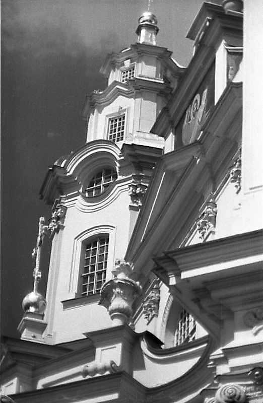 1988 р. Західна башта. Вигляд зі сходу