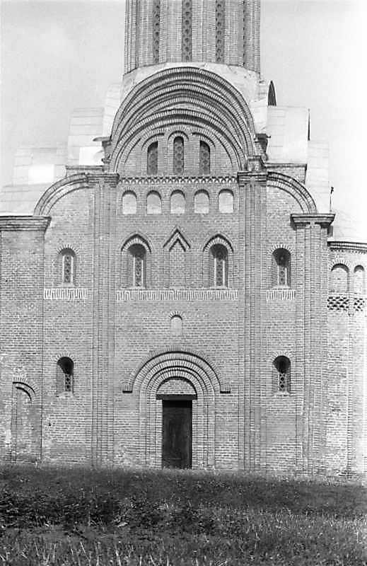 1989 р. Південний фасад. Вигляд з півдня