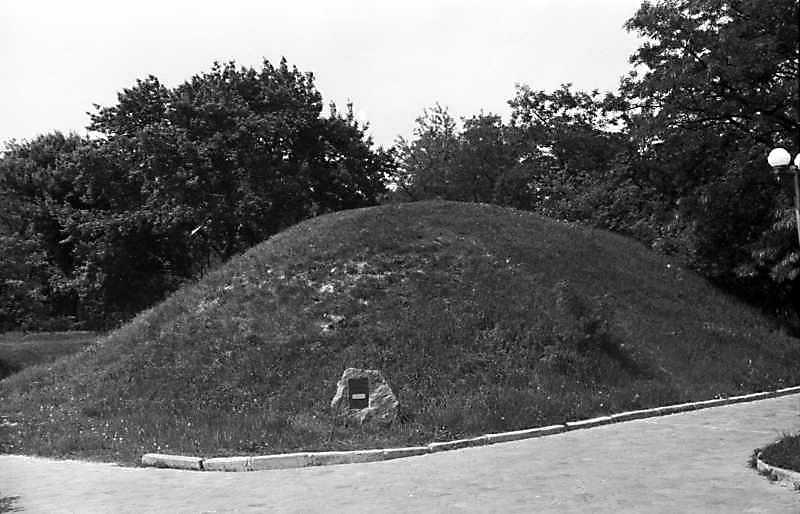 Курганний могильник Болдині Гори