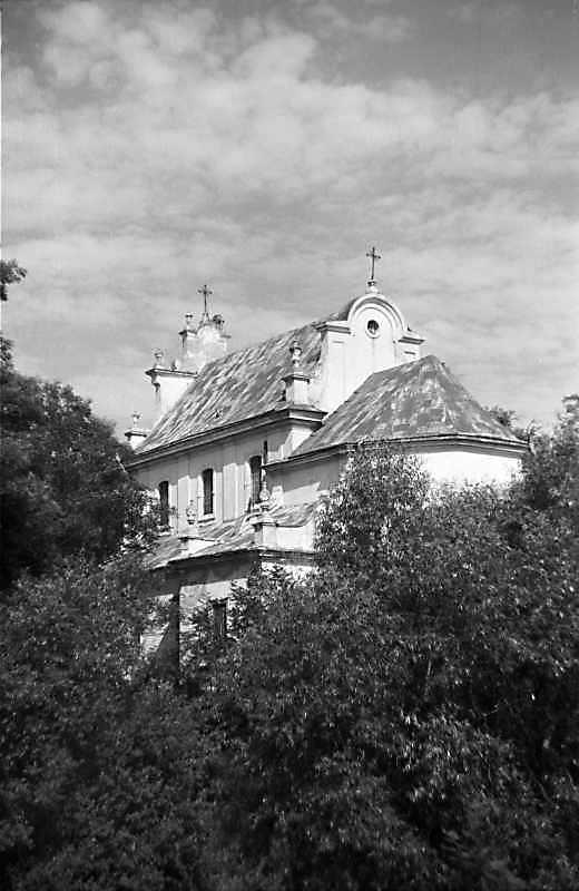 1989 р. Загальний вигляд з південного сходу