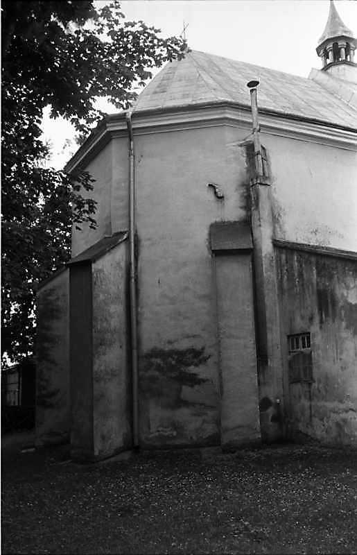1989 р. Вівтар. Вигляд з позиції А1