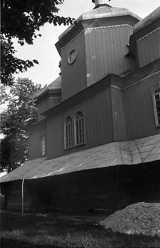 Північний фасад