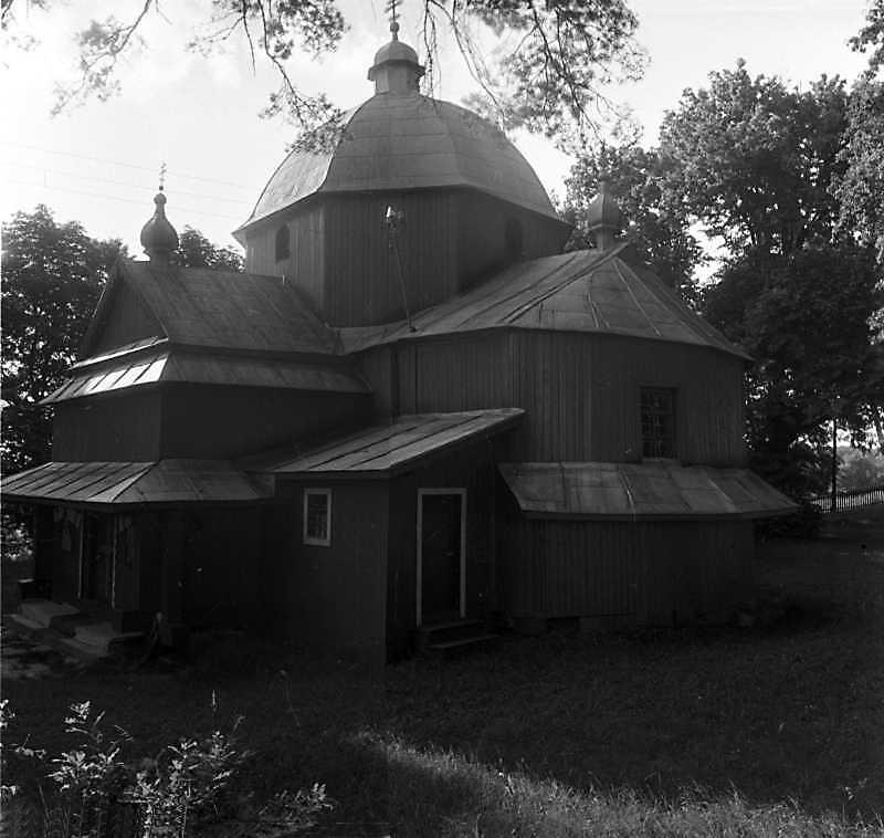 Церква Собору богородиці