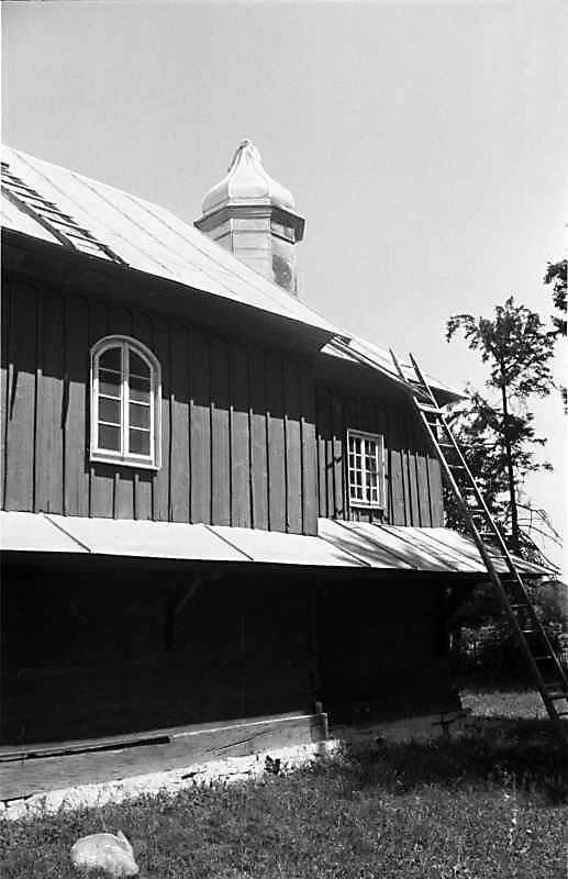 1989 р. Нава і вівтар. Вигляд з південного заходу