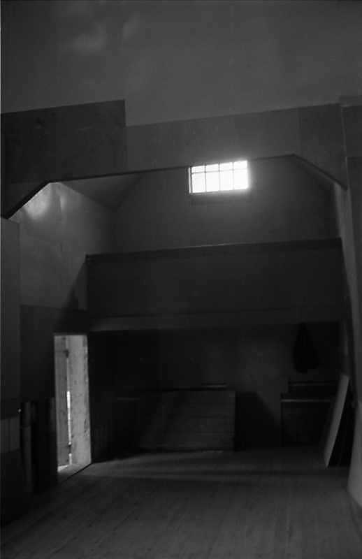 1989 р. Інтер'єр з видом на бабинець