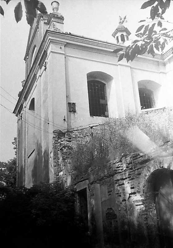 1989 р. Вівтар. Вигляд з південного…