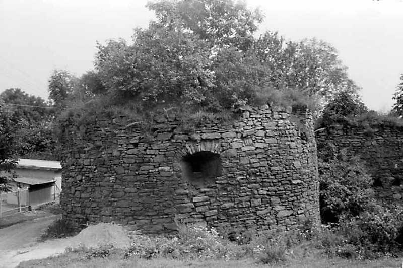 1989 р. Північно-західна башта. Вигляд…