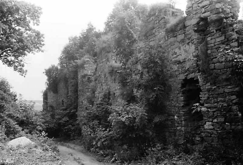 1989 р. Північний мур. Вигляд з…