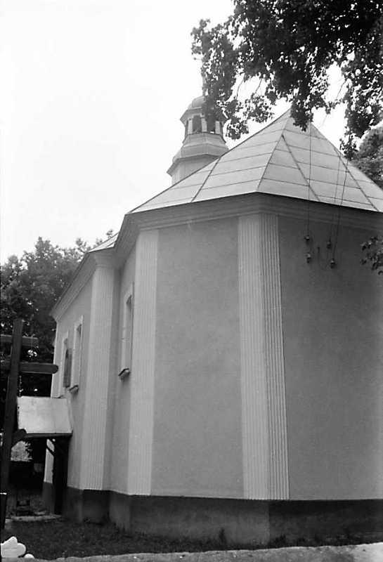 1989 р. Південний фасад. Вигляд зі сходу