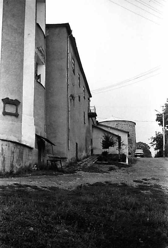1989 р. Фрагмент апсиди 3, корпуси 4 –…