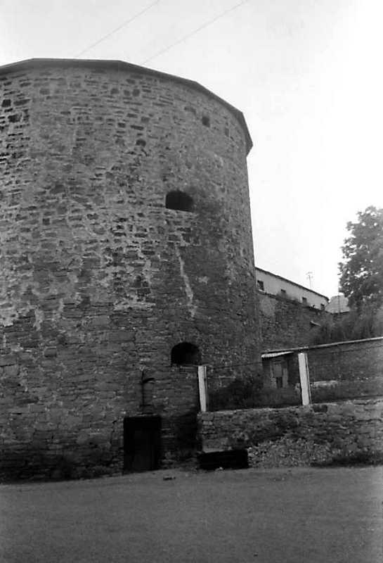Фрагмент башти 7 і корпусу 8