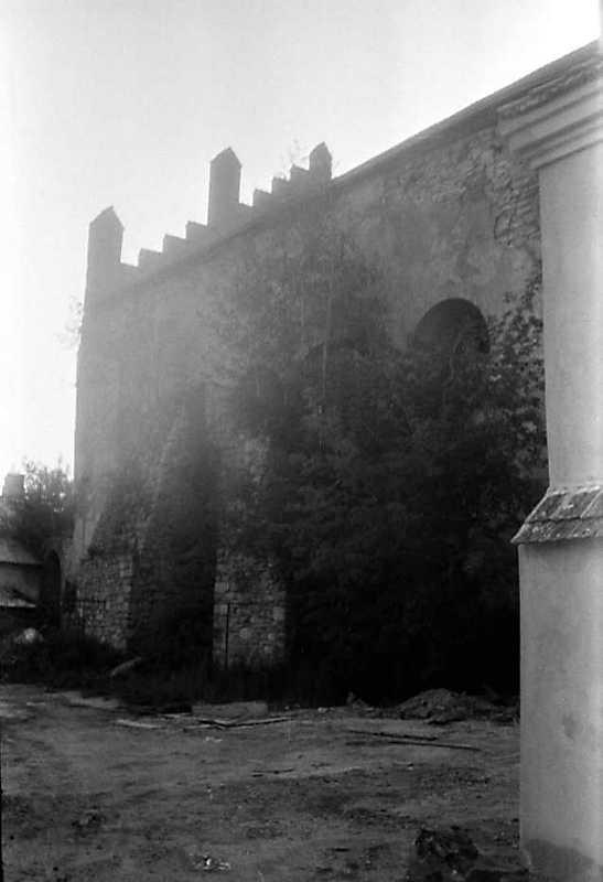 1989 р. Нава. Вигляд з південного сходу