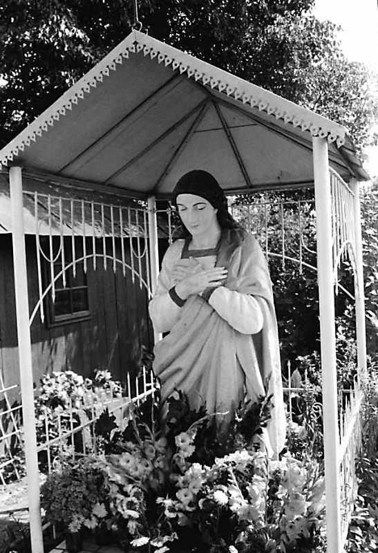 1989 р. Фігура богородиці