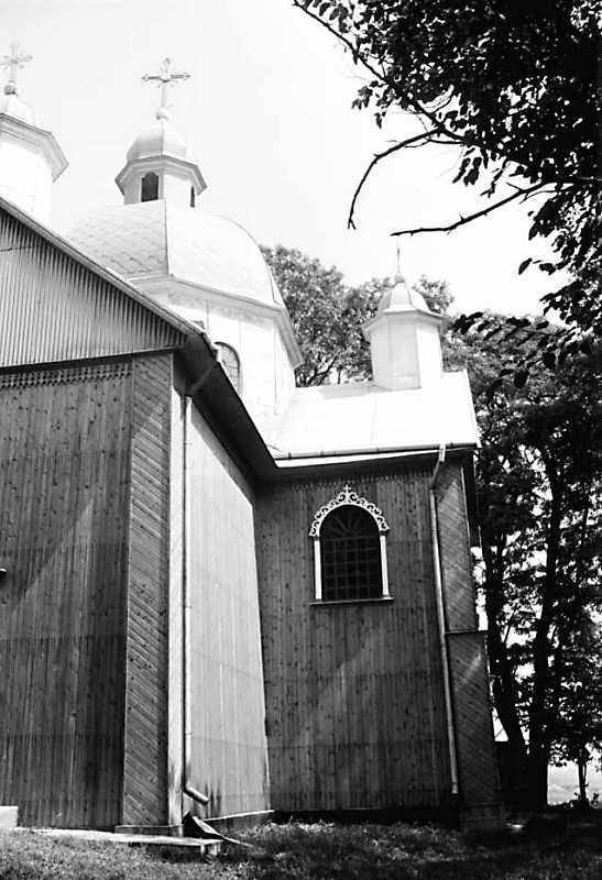 1989 р. Південний фасад. Вигляд із…