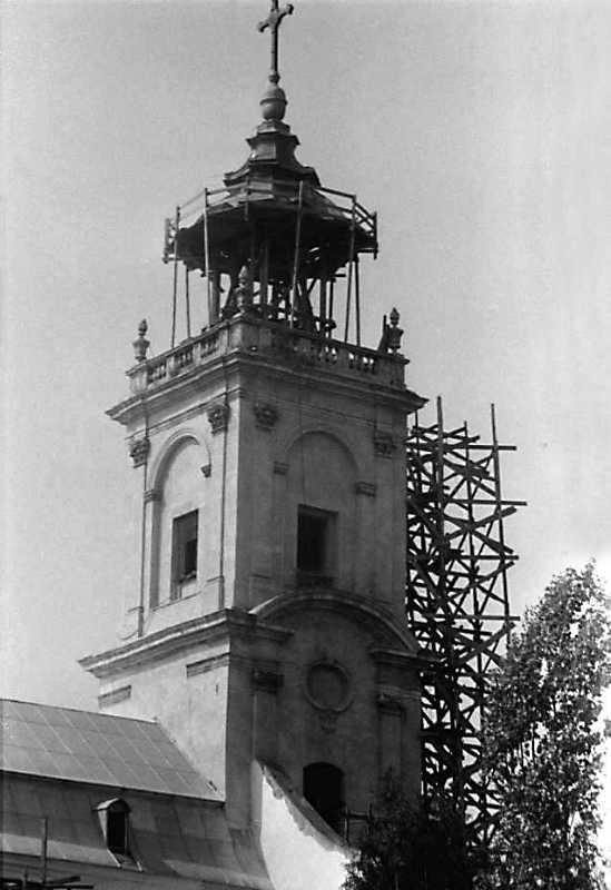 1989 р. Башта. Вигляд з північного сходу