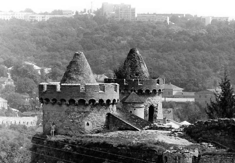 1989 р. Башти Рожанка, Комендантська, Лянцкоронська