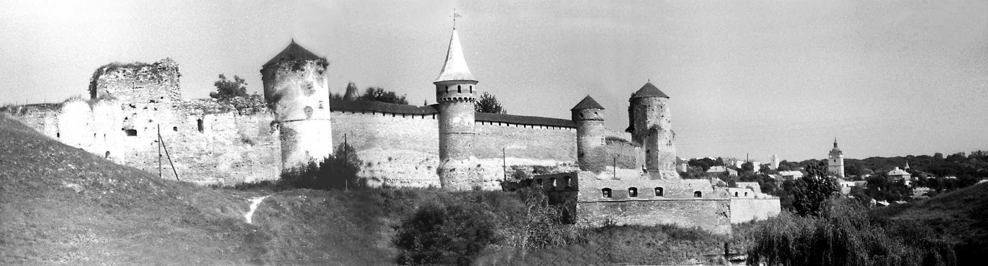 1989 р. Панорама з південного заходу