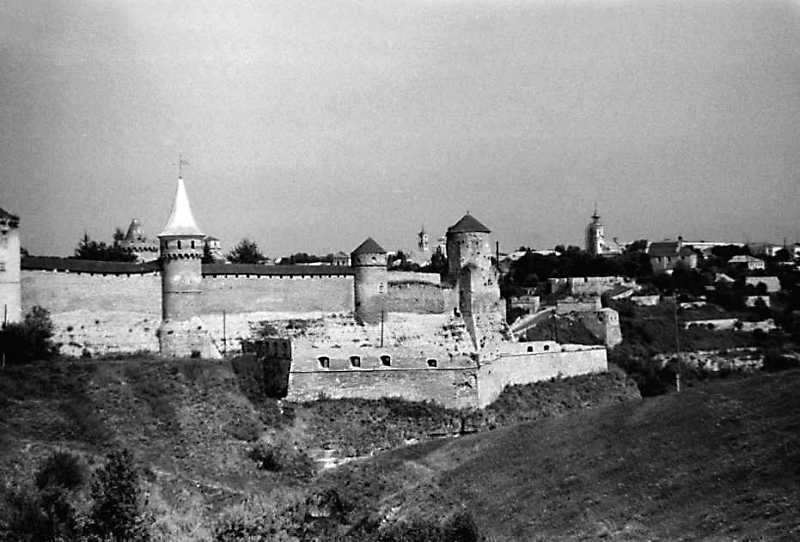 Східна частина Старого замку