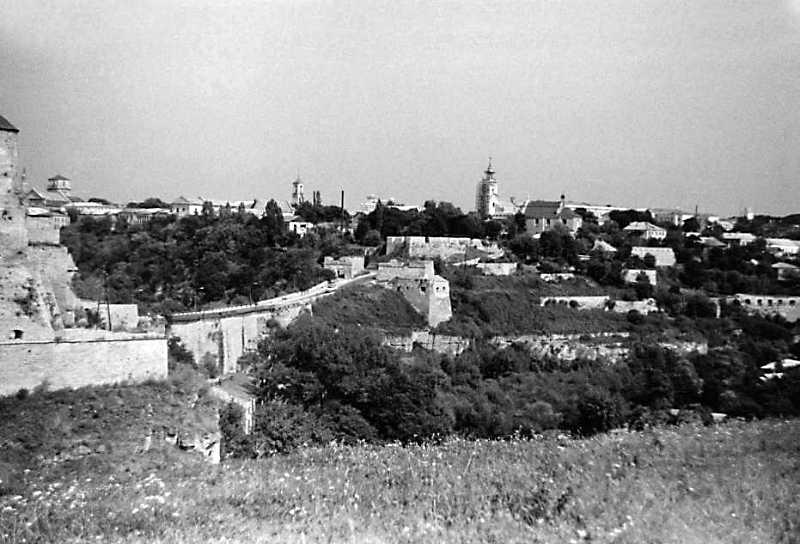 Турецький міст і Старе місто