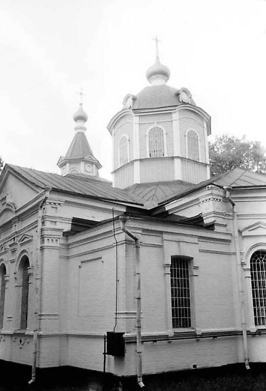 Церква св.Серафима Саровського (№ 42)