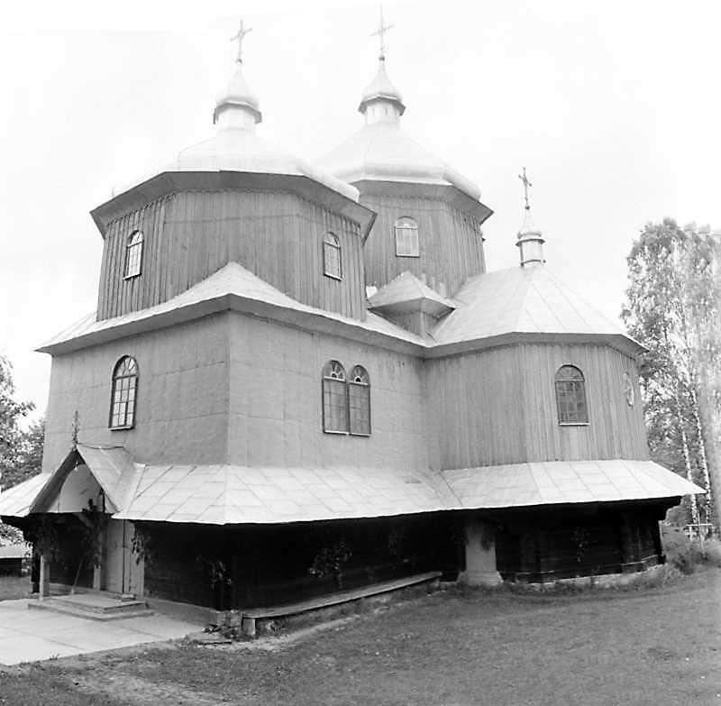 Церква св.Михаїла (нова)
