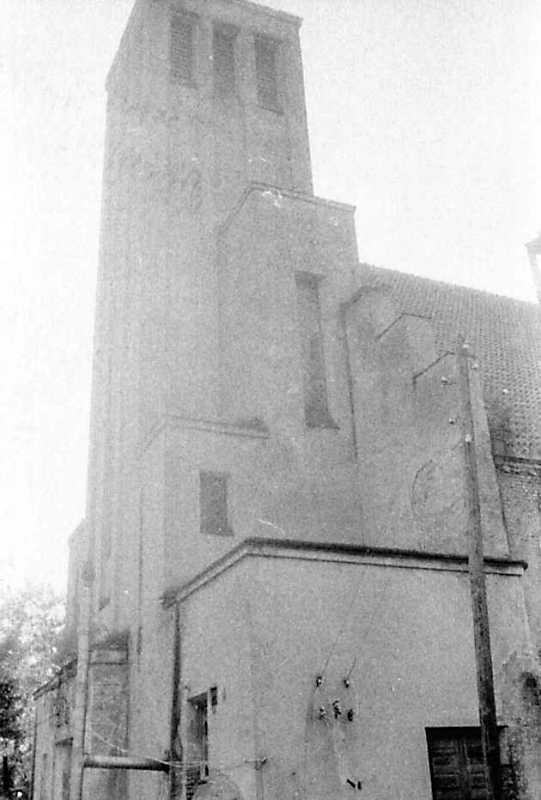 1990 р. Башта. Вигляд з позиції С2