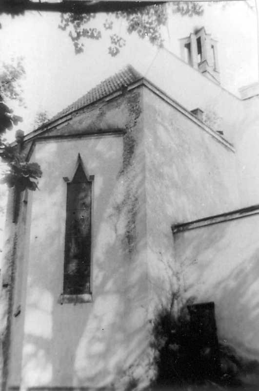 1990 р. Вівтар. Вигляд з позиції А1