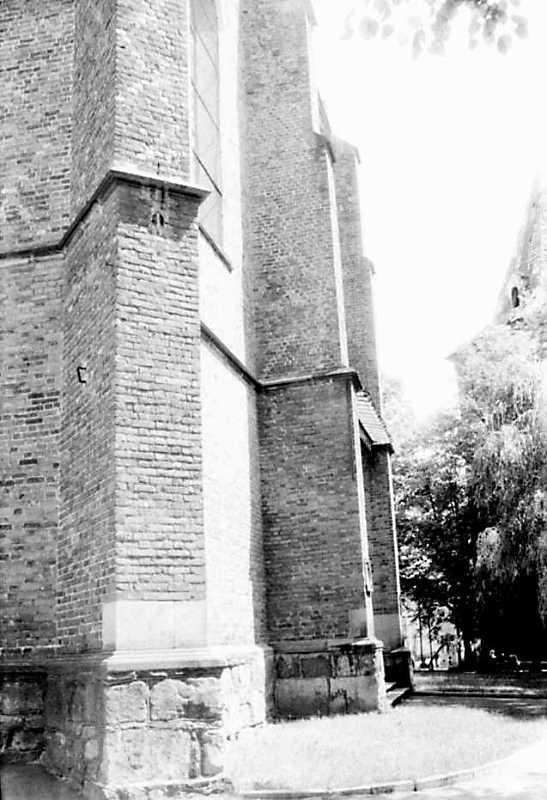 1990 р. Південний фасад у ракурсі.…