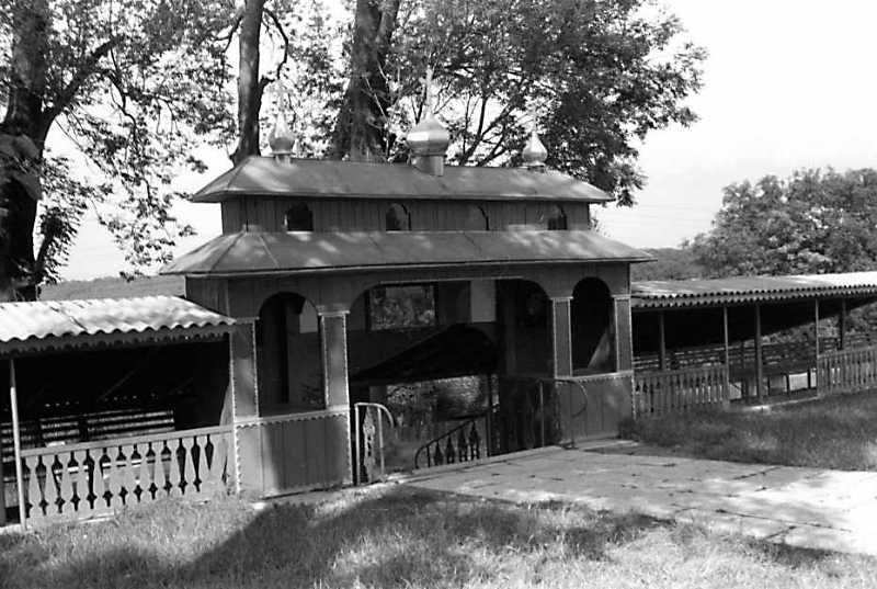 1990 р. Брама. Вигляд з південного сходу