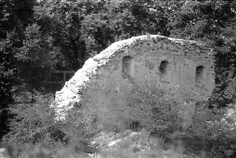 Чільний мур
